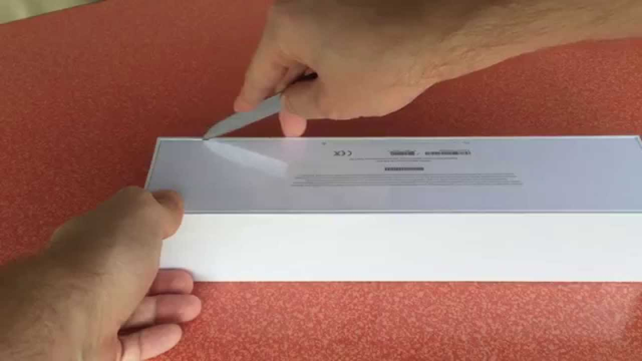 Apple Watch Sport 42mm Space Grey - Unboxing - Rozpakowywanie