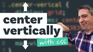 5 ways to vertically center with CSS