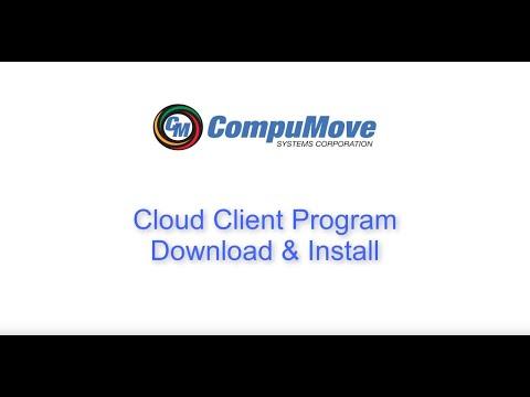 Cloud Client Install