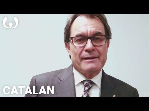 WIKITONGUES: Artur speaking Catalan