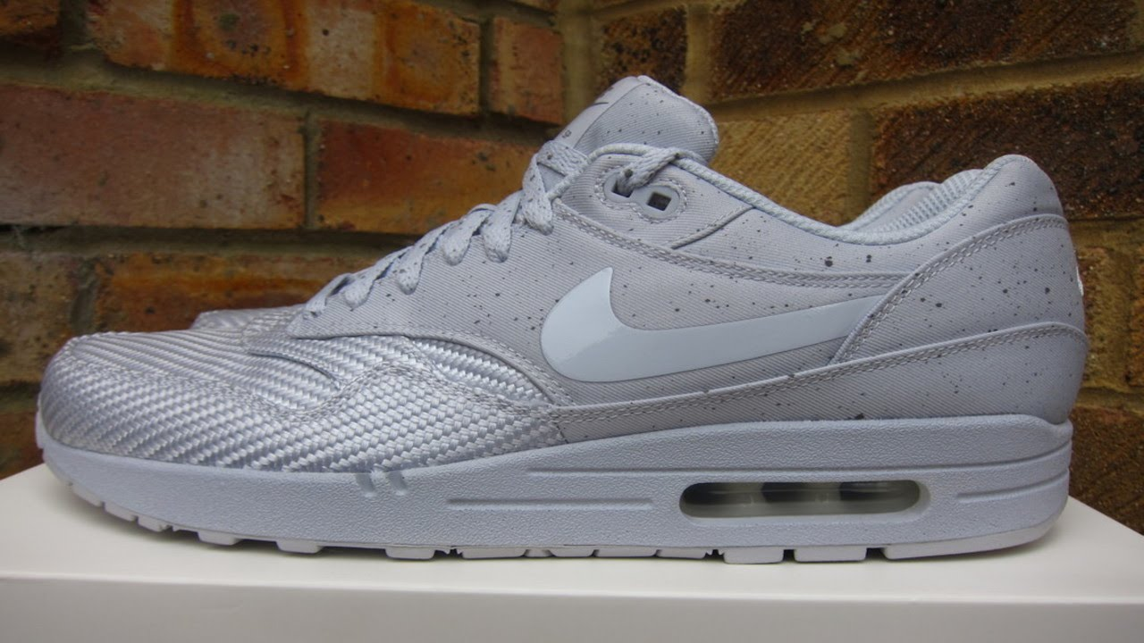 sneakers for cheap 6f3fc ce23d Review  Nike Air Max 1 SP The Monotones Vol.1 (2013)