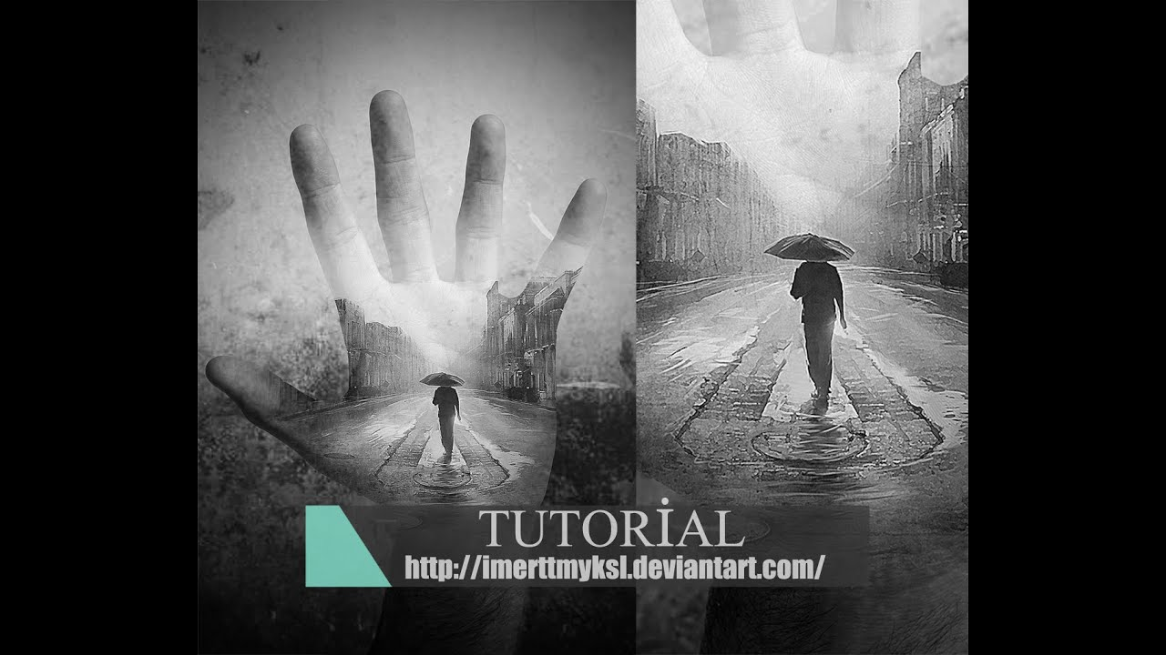 how to make a double exposure without photoshop