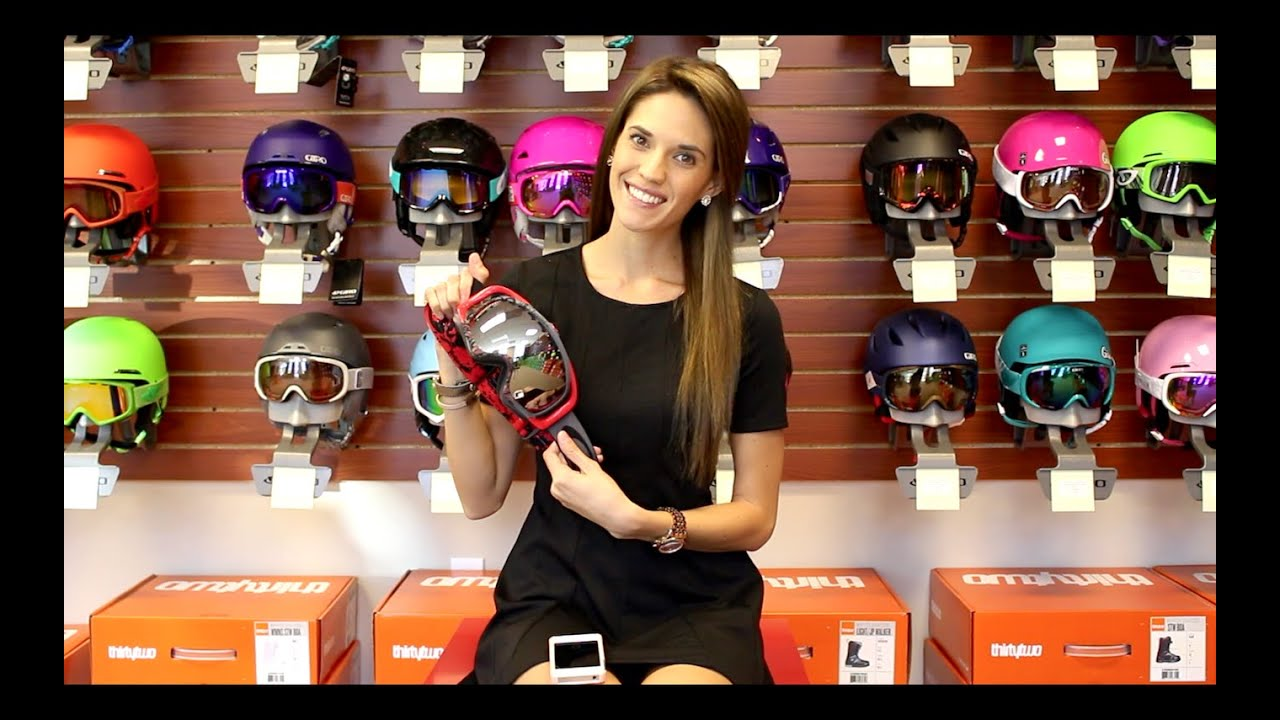 3e2d0e52d3c Oakley Crowbar Snowboard Ski Goggle Video Review - YouTube