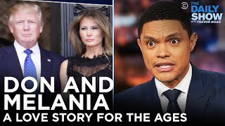 Download lagu Donald and Melania Trump: A Love Story for the Ages | The Daily Social Distancing Show