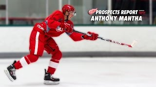 Anthony mantha - prospects report presented by flagstar bank