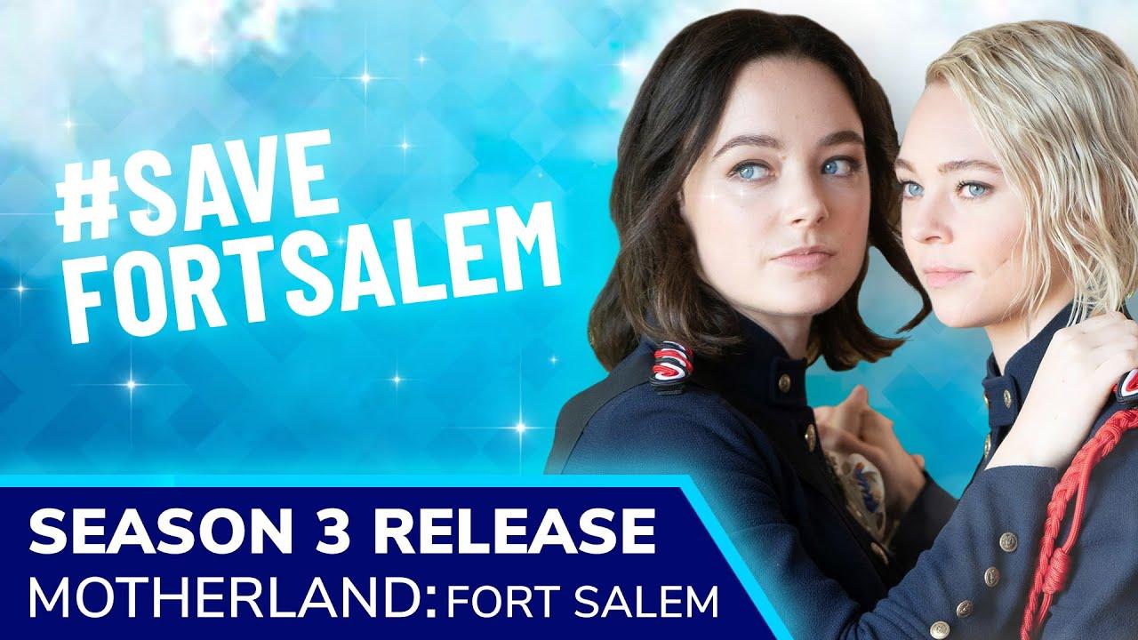 Download MOTHERLAND FORT SALEM Season 3 Release Confirmed for 2022: THE FINAL Season For Freeform Series