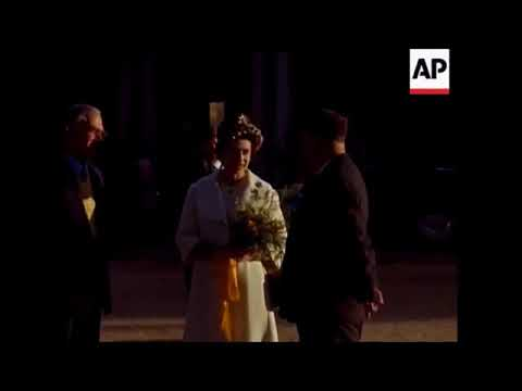 Swat Valley Old Video - Queen Elizbeth Visit Swat - Royal Palace