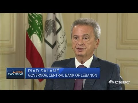 People expect better economic environment: Lebanon Central Bank Governor | Capital Connection