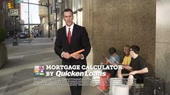Archived Video QL Mortgage Calculator App Quicken Loans Commercials   YouTube