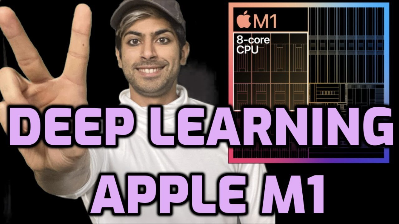 Download Deep Learning on Apple M1 Silicon LIVE
