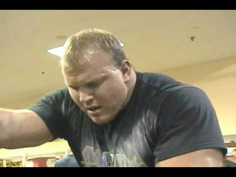 WORLDS STRONGEST MAN - DEREK POUNDSTONE - ABOUT HIS PAIN ...Derek Poundstone Age