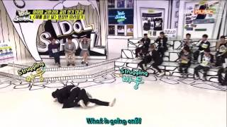 Kpop funny accidents 9