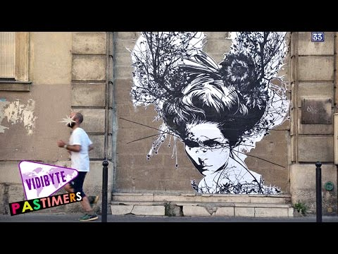 Top Ten Types of Street Arts