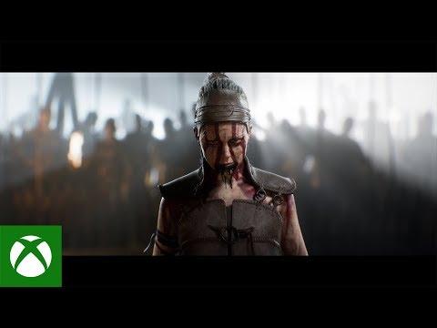 Senua's Saga: Hellblade II – The Game Awards 2019 – Announce Trailer (In-Engine)