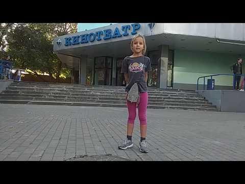 Посещение кинотеатра Алмаз и стрельба из автоматов - Visiting Almaz Cinema And Guns Shooting