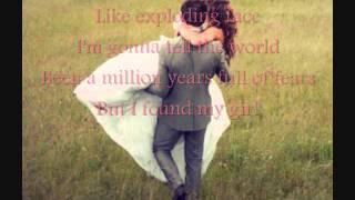 Alexander Ebert - A Million Years lyrics