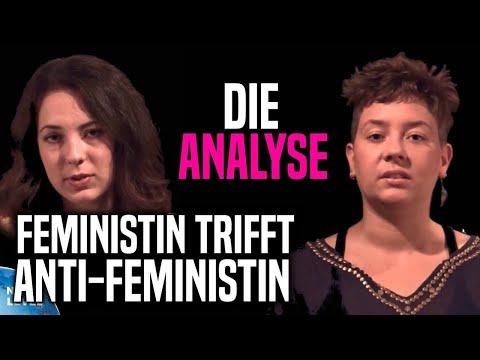 Feministin trifft Anti-Feministin - ANALYSE von 1LIVE Ausgepackt Feminismus