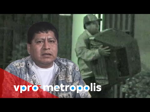 Stealing as a profession in Peru - vpro Metropolis