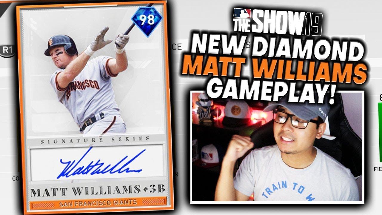 Matt Williams Baseball Cards Value