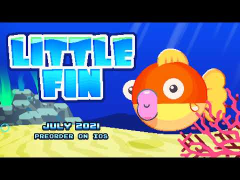 Little Fin - Explore the Reef in this Charming Adventure Game (iOS/Android)