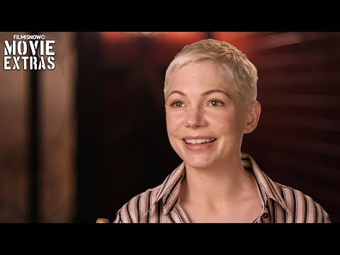 "The Greatest Showman | On-set visit with Michelle Williams ""Charity Barnum"""