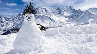 Zauberhafte Winterlandschaften von Angel Angels in HDTV