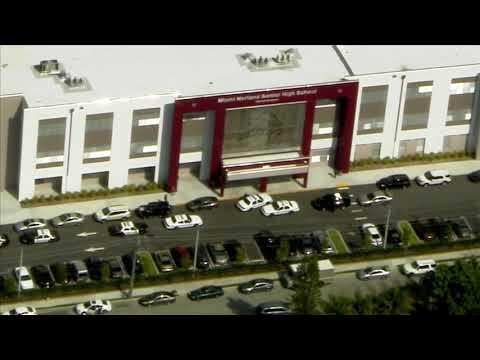 Gun found in car at Miami Norland Senior High School