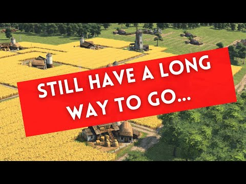 Part 2 of Building My Empire in Anno 1800 | PC Gameplay (No Commentary) |