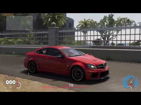 The Crew 2 Mercedes C63 AMG MONTAGE + TUNING & MORE