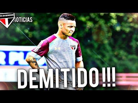 NEILTON FOI DEMITIDO DO SÃO PAULO !!!