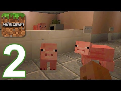 MINECRAFT: WHEREAS IN A PARALLEL UNIVERSE - PART 1