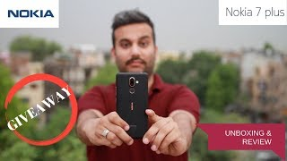 Nokia 7 Plus Unboxing & Review In Hindi (2018)