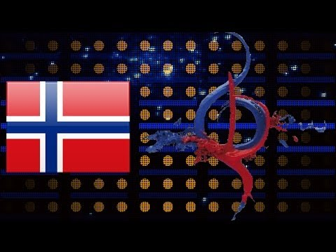 "NORWAY 2008 | Karaoke version | Maria Haukaas Storeng - ""Hold On Be Strong"