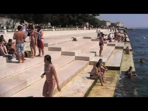 Zadar In Your Pocket - The Sea Organ (Morske orgulje)