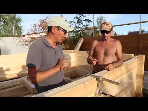 Строим баню за сто тысяч