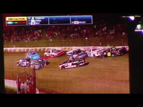 2016 MudSummer Classic Big One Eldora Speedway from the stands