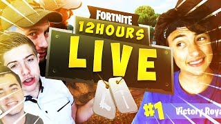 ⚔️LIVE 12H, OBJECTIF 1 DUO = TOP 1⚔️