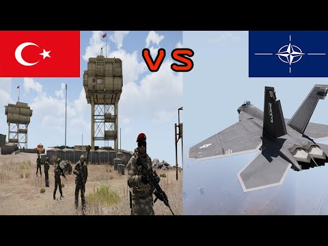 What would happen if Turkey leaves NATO?   Arma 3: Movie