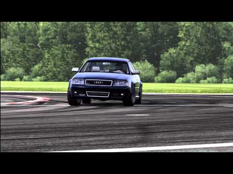 Forza Motorsport 4 Top Gear Power Laps: 2003 Audi RS 6