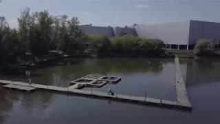 Рибалка на ставку Біла дача (Котельники)