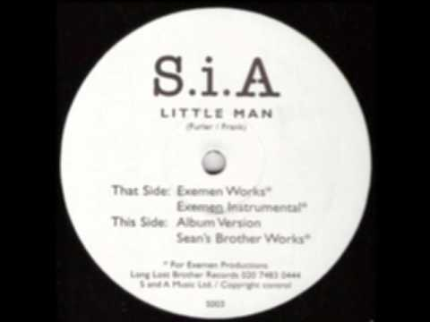 UK Garage - Sia - Little Man (Exemen Works)
