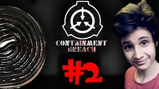 SCP Containment Breach #2 Ulepszarka i Historia o Żelku!