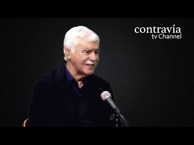 GERMAN CASTRO CAYCEDO CON DIEGO ARETZ