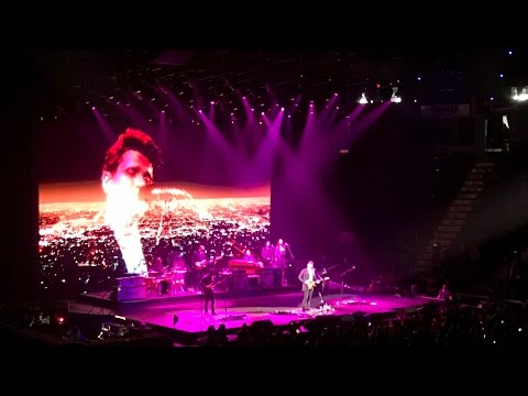 John Mayer | Live at Times Union Center (Albany, NY) 3/31/17