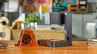 LaserPecker 2-Super Fast Handheld Laser Engraver & Cutter