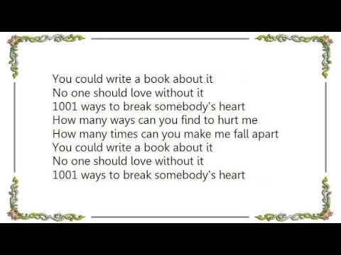 Holly Dunn - 1001 Ways Lyrics