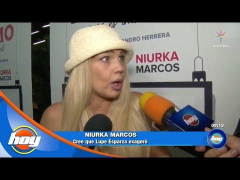 Niurka apoya a Frida Sofía en el pleito con 'Chiquis' Rivera | Hoy