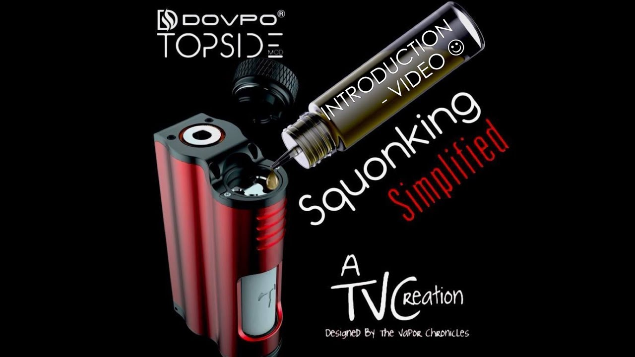 Αποτέλεσμα εικόνας για Topside Squonk Mod By Dovpo
