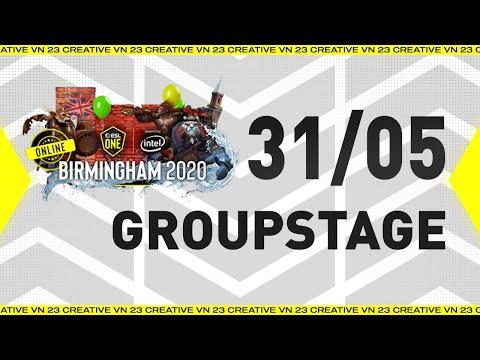 Secret Vs Nigma | OG Vs Alliance | ESL One Birmingham 2020 Online | 23 Creative VN